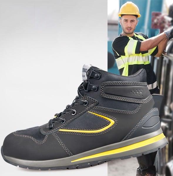 Giày bảo hộ chịu nhiệt Jogger Speedy S3 GARAN.VN
