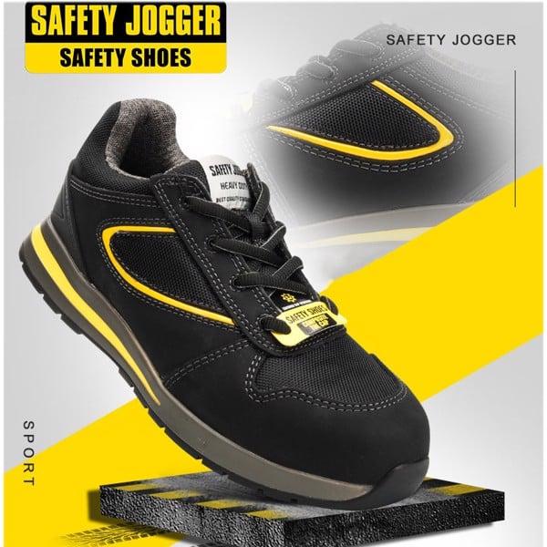 Giày bảo hộ chịu nhiệt Safety Jogger TURBO S3 giá gốc GARAN.VN