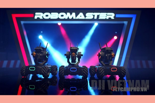 RoboMaster S1: Unboxing & Highlights