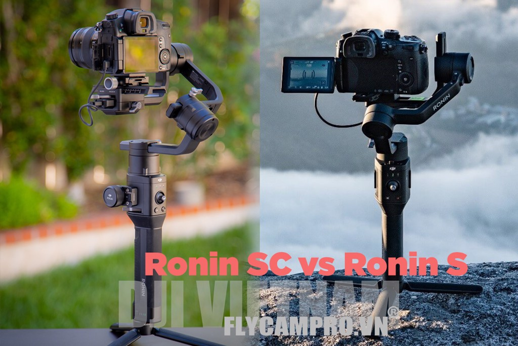 So sánh RONIN SC VS RONIN S