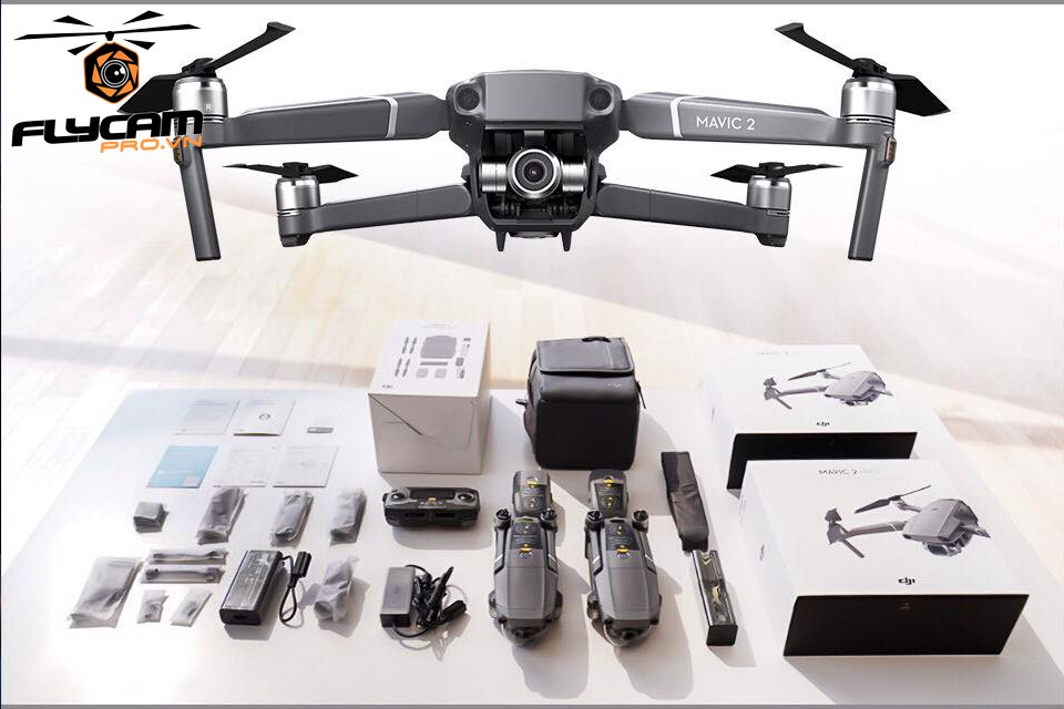 Unboxing Mavic 2