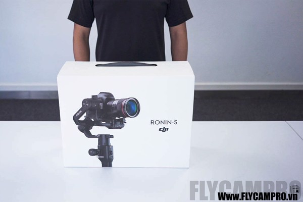 Unboxing Ronin-S