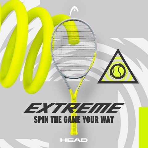 The EXTREME racquet series in 2020