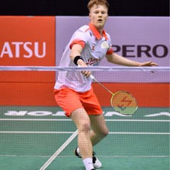 Video Christie Jonatan vs Anders Antonsen - Tứ kết Indonesia Masters 2020