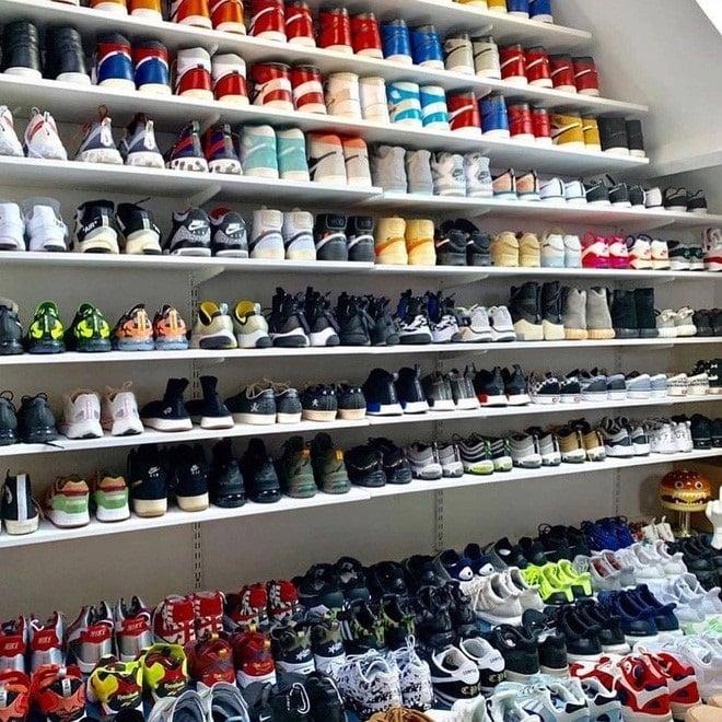 Shop giày sneaker TP.HCM với đa dạng của mẫu giày dép chính hãng.