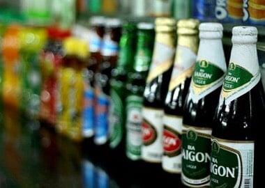 Trong nước - Bia các loại