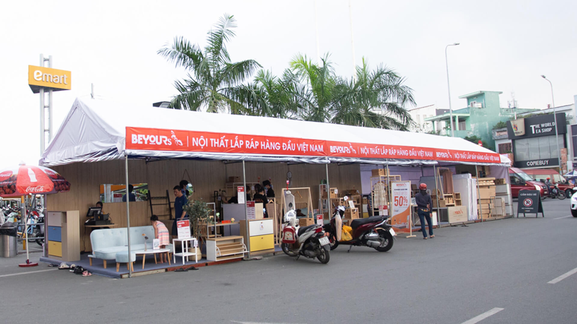 [CTKM] KOREAN GOODS FAIR - SALE UP TO 50% NỘI THẤT