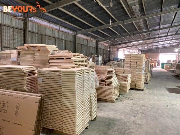 xưởng sản xuất đồ gỗ nhà BEYOURs
