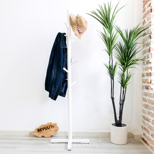 giá treo quần áo gỗ beyours