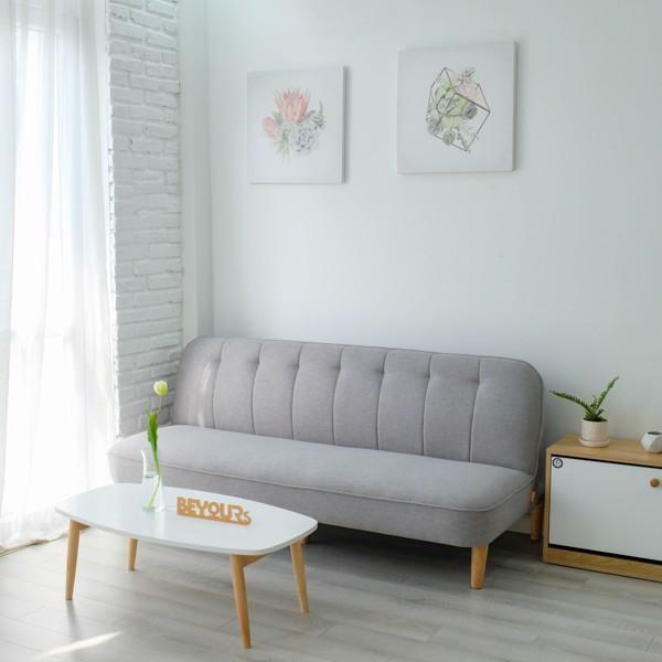 bumbee sofa màu xám