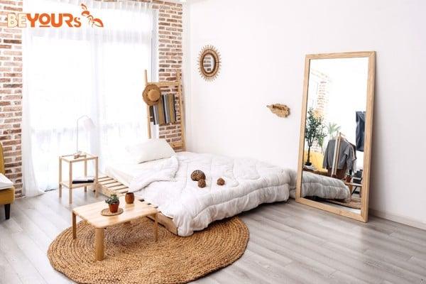 Lợi ích mang lịa khi sử dụng giường ngủ gỗ giá rẻ