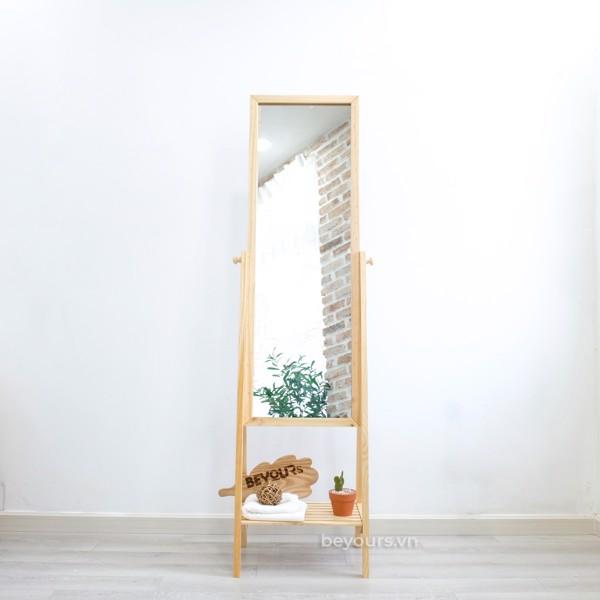 gương đứng shelf mirror