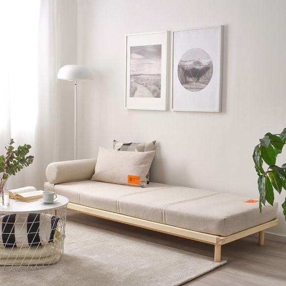 Ghế sofa dáng giường nằm