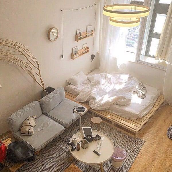 Các món đồ nội thất phòng ngủ cần có sự kết hợp hài hòa giữa phong cách thiết kế, màu sắc, chất liệu