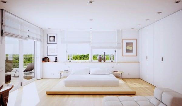 Nên có thêm một chiếc cửa sổ rộng giúp căn phòng tràn ngập ánh sáng tự nhiên