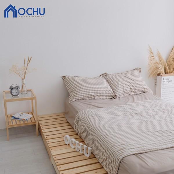 Chất lượng tuyệt vời mà dòng sản phẩm giường Pallet mang lại.