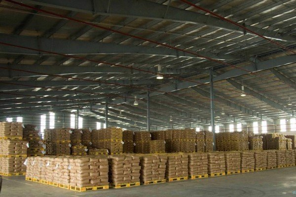 pest control in warehouse