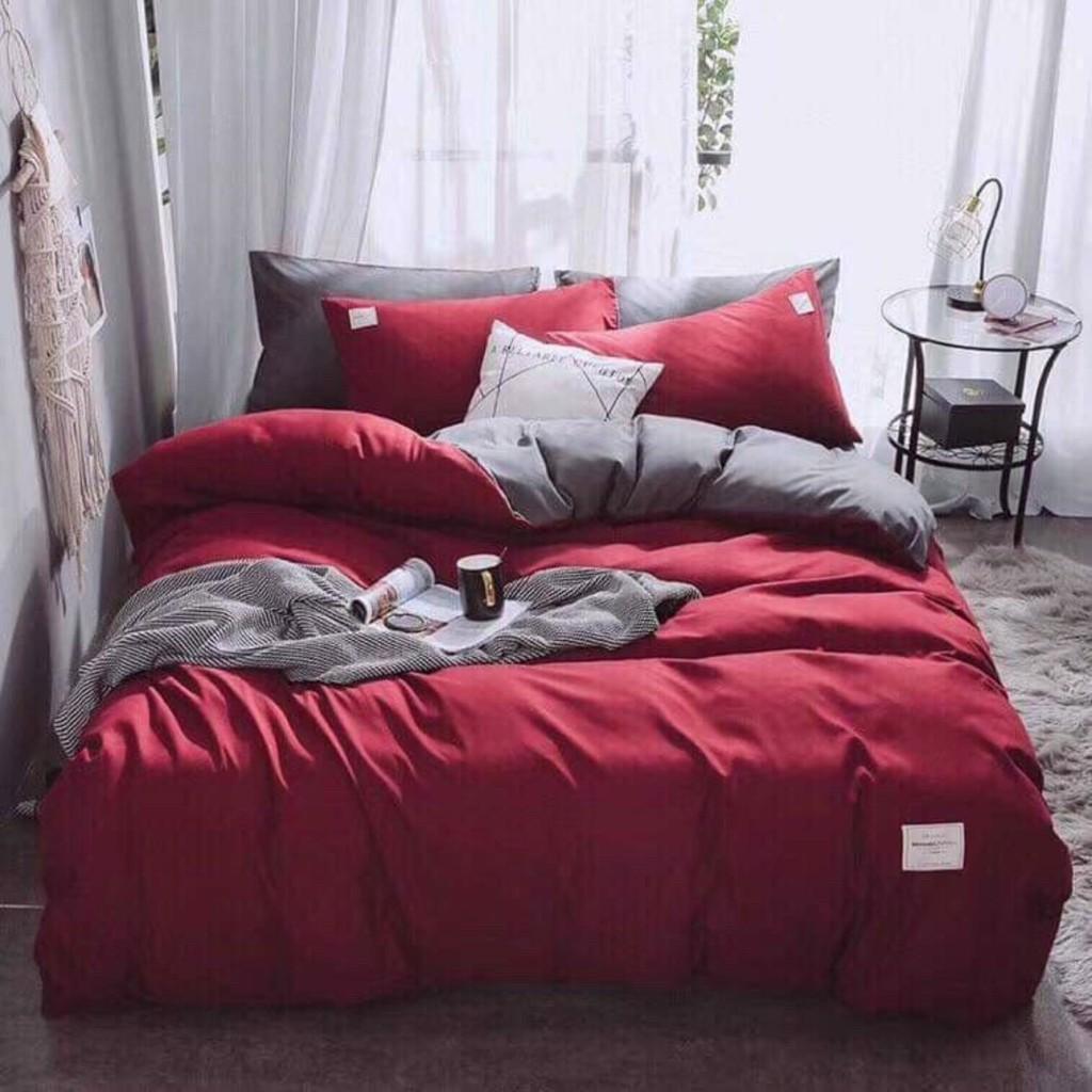 Ga giường chất liệu cotton