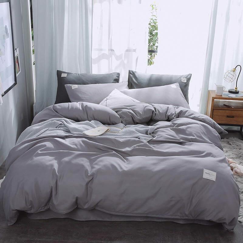Bộ ga giường có khoá kéo