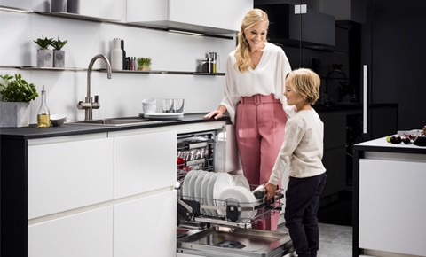 [REVIEW] - Hướng dẫn sử dụng máy rửa bát EUROSUN SMS56EU05E