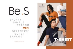Be.S NEW LOOKBOOK - SPECIAL SUMMER  COLLECTION
