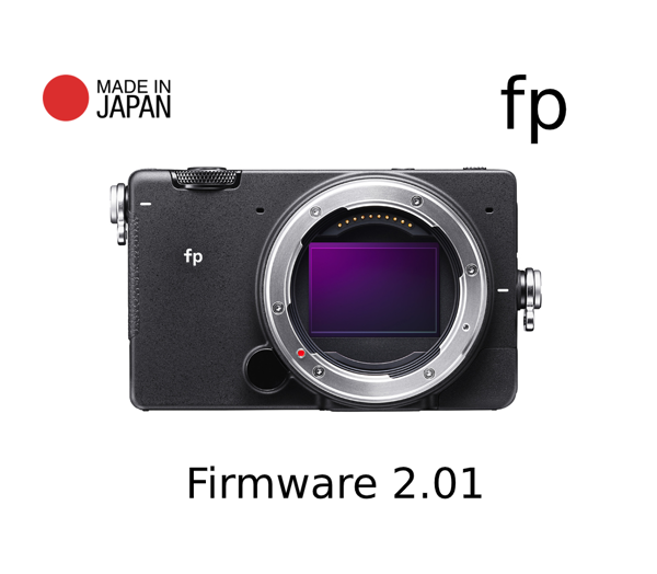 firmware sigma fp 2.01