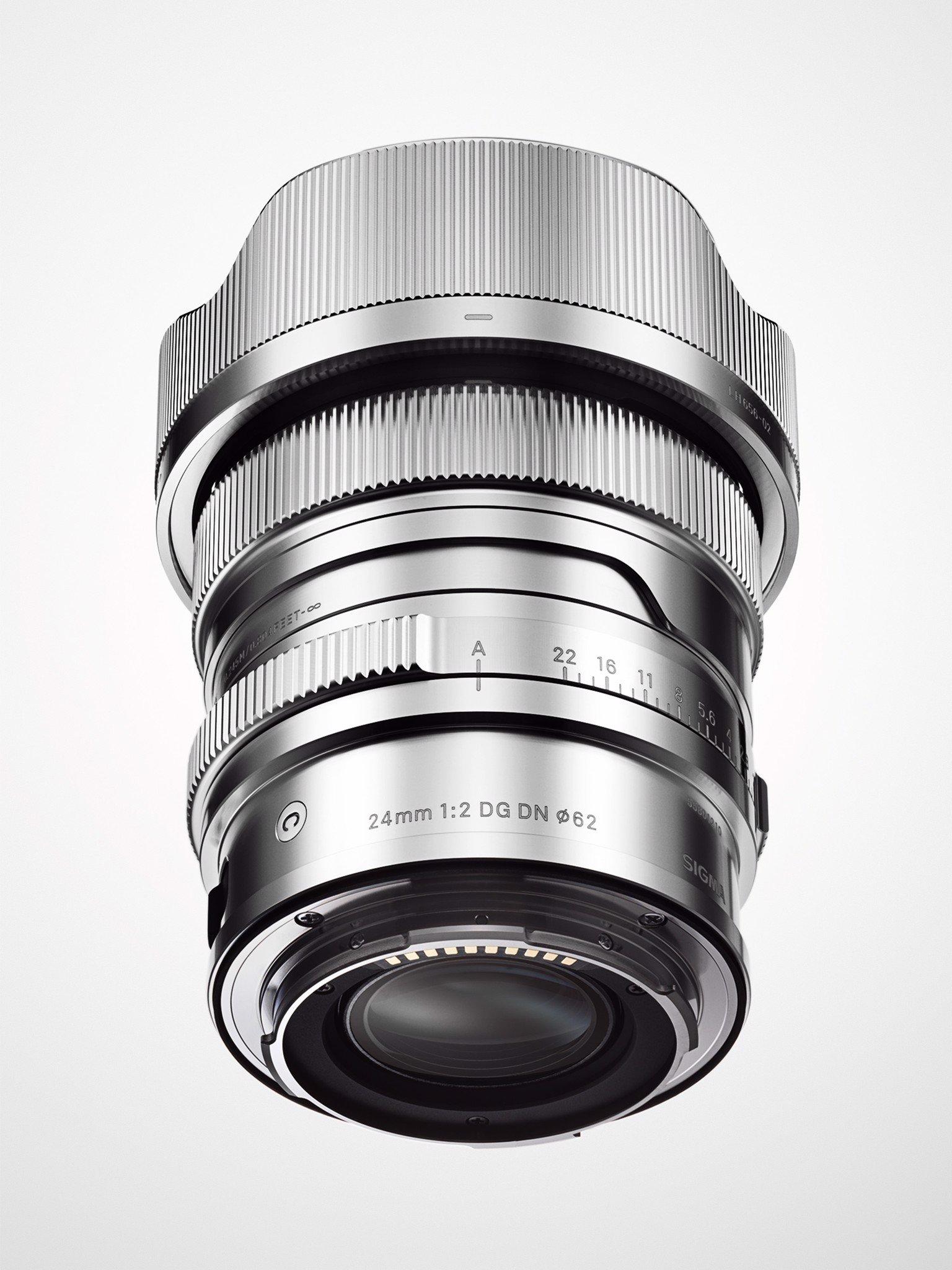 Sigma 24mm F2 DG DN (C) I series