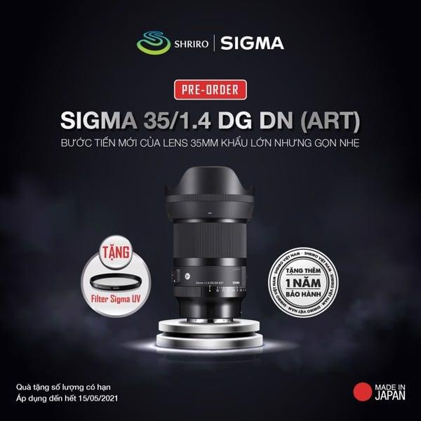 sigma 35 F1.4 DG DN