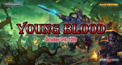 🩸 WARHAMMER 40,000 – YOUNG BLOOD GAMING TOURNAMENT 🩸 (FINISHED)