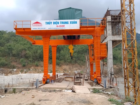 Trung Xuan – Thanh Hoa Hydropower Plant