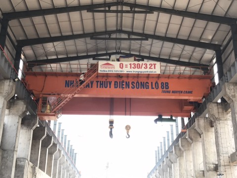 Song Lo 8B – Tuyen Quang Hydropower Plant