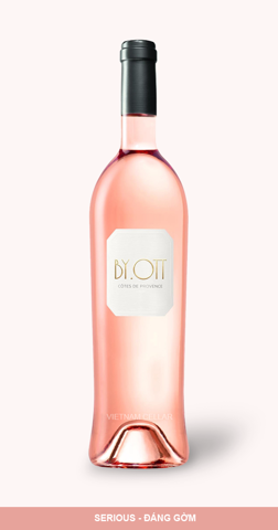By Ott Cotes de Provence Rose