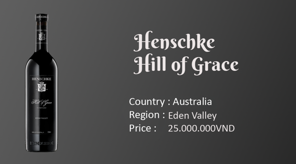 Henschke Hill of Grace