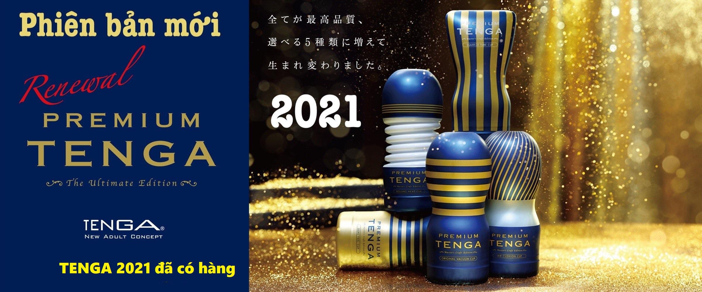 TENGA 2021