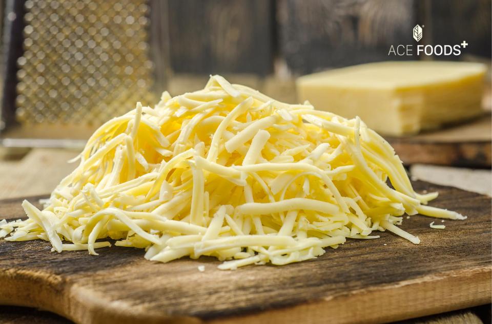 Phô mai Mozzarella bào nhiều ưu điểm vượt trội