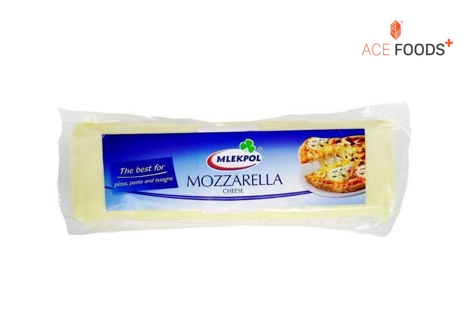 Phô mai Mozzarella 2.5kg tại ACE FOODS