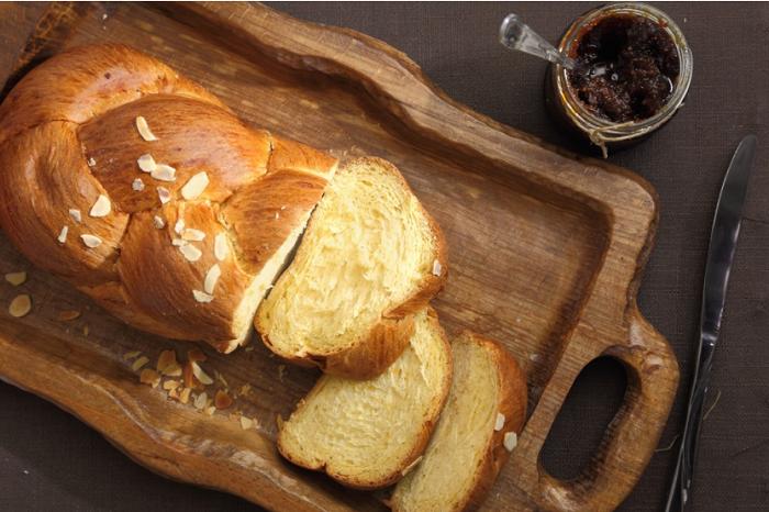 Cách làm bánh mì hoa cúc đơn giản, chuẩn vị Pháp