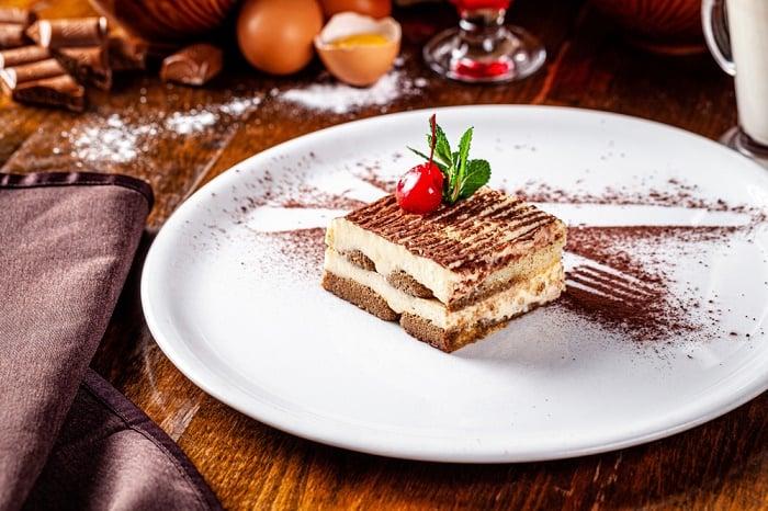 Công thức làm Tiramisu truyền thống chuẩn vị Ý