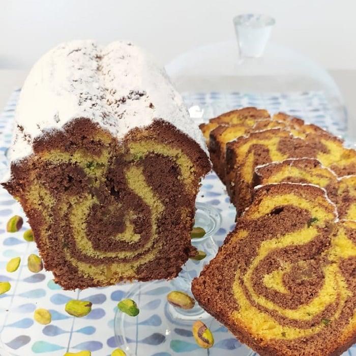 Công thức làm bánh Pistachio và Chocolate Pudding