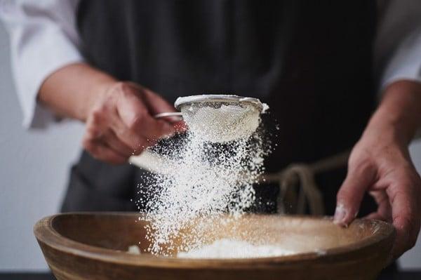 hướng dẫn làm bánh tráng gương   Món Miền Trung