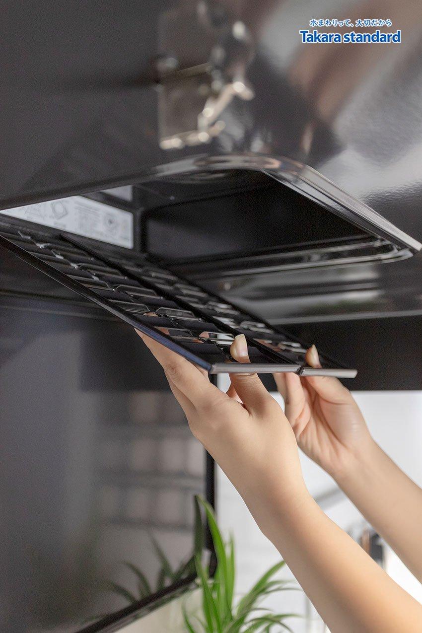 hệ tủ bếp takara standard giá bao nhiêu