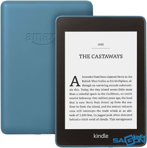 Kindle Paperwhite 2019 10th (8Gb) Twilight Blue