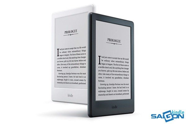 Kindle 2019 10th White