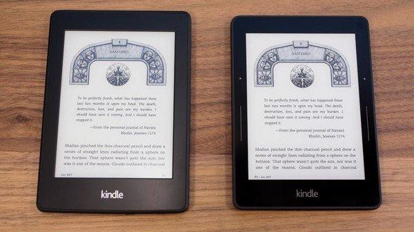 Review Kindle Voyage