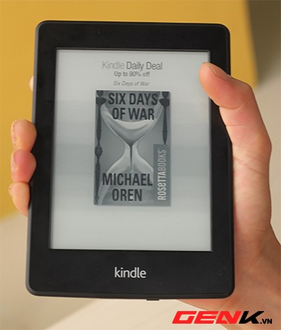 Review amazon kindle paperwhite