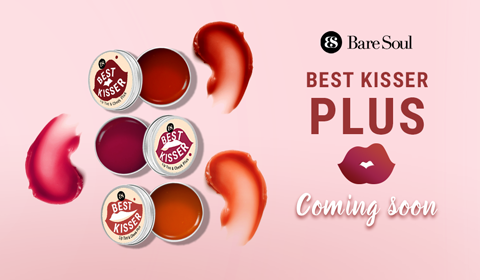 The next best kisser (+) are coming very soon l BareSoul