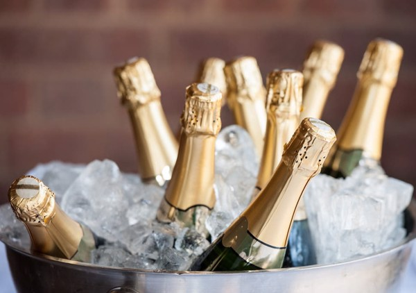 Rượu Vang Pháp Champagne Canard Duchene Brut