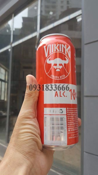 Bia Đức Viiking Strong Beer 10%
