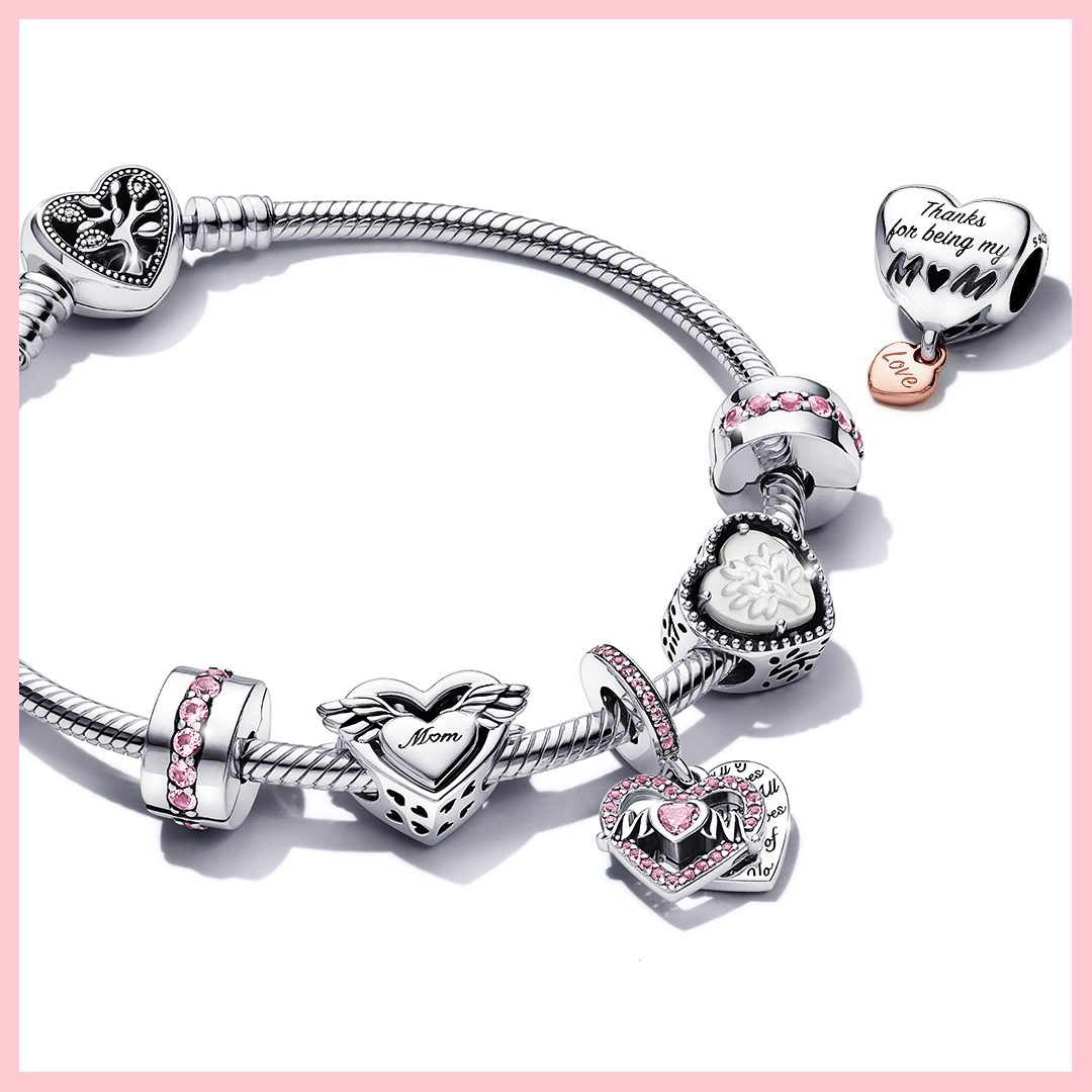Pandora gifts for Mother's Day