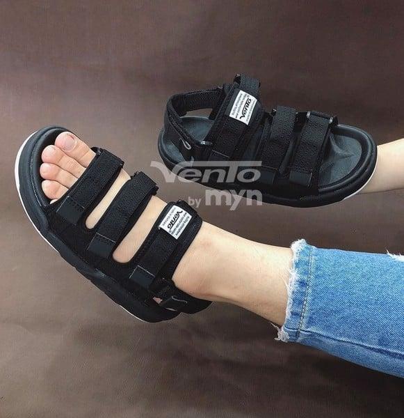 chọn sandal cho người chân to
